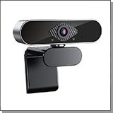 Веб камера Full HD 1080p с микрофоном