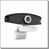 Веб камера с микрофоном для ноутбука