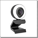Веб камера для видеоконференций и видеосвязи