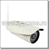 Уличная WIFI камера видеонаблюдения и слежения