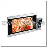 Проводной Hands Free видеодомофон HDcom S-108