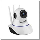Поворотная Wi-Fi IP-камера HDcom 266С-AW2-8GS с записью в облако