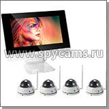 Комплект Wi-Fi видеонаблюдения Kvadro Vision I-Stiv Home - 1.0 - камера