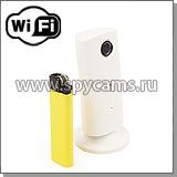 Скрытая мини WIFI камера для дома