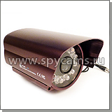 KDM-6221A: уличная цветная проводная камера с управляемым 27-кратным ZOOM