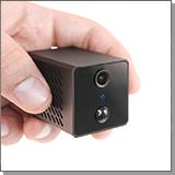 Беспроводная автономная 3G/4G миниатюрная IP Full HD камера с SIM картой - JMC 68-4G
