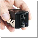 Миниатюрная Full HD автономнаябеспроводная Wi-Fi IP камера наблюдения JMC WF-58