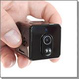 Автономная Wi-Fi беспроводная IP Full HD миниатюрная камера видеонаблюдения JMC WF-59