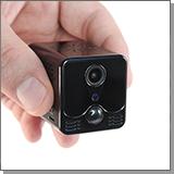 АвтономнаяFull HD беспроводная Wi-Fi IP МИНИ камера видеонаблюдения JMC WF-67