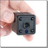 Беспроводная автономнаяWi-Fi IP HD МИНИ камера с записью - JMC WF-98