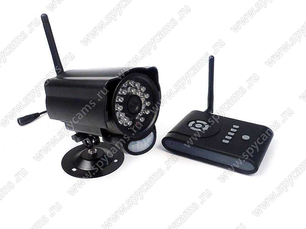 Системы видеонаблюдения для квартиры с записью звука