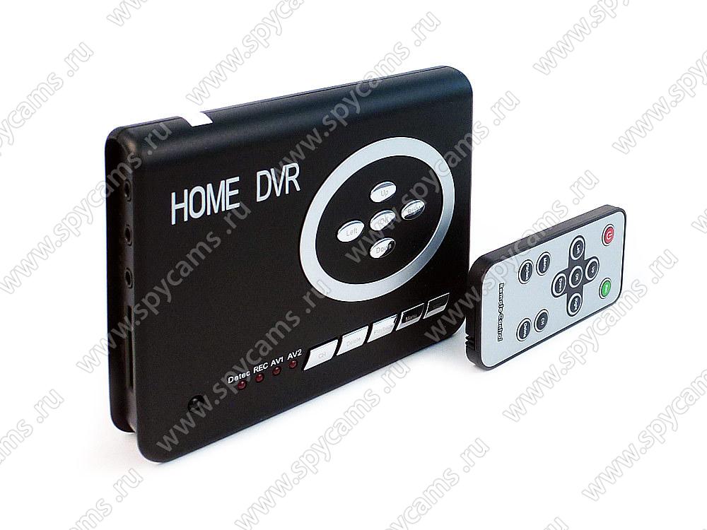 Видеорегистратор для дома одноканальный