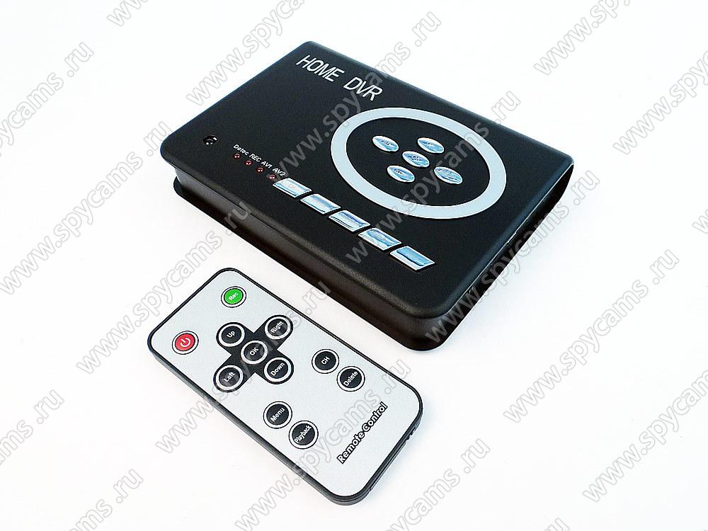 Одноканальный видеорегистратор с записью на sd карту