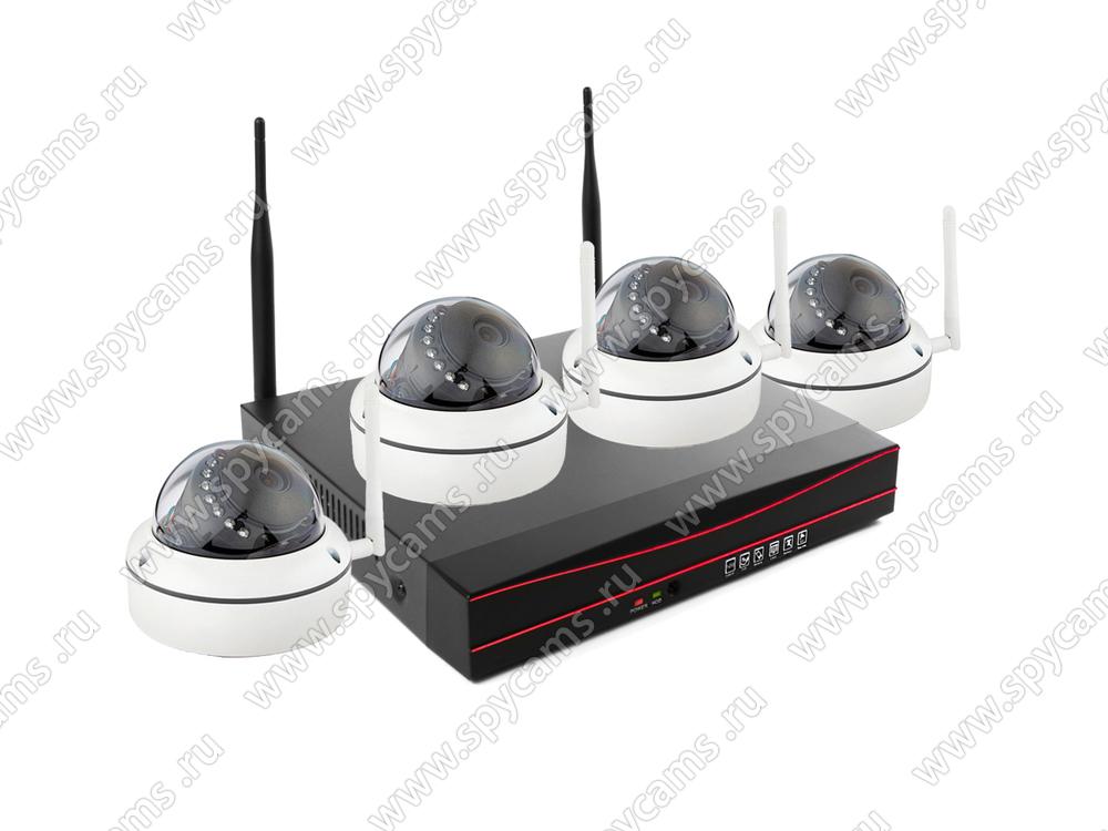 беспроводная система видеонаблюдения