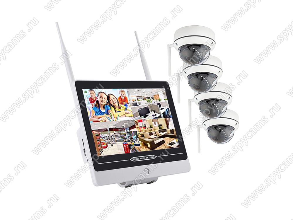 Лучшие готовые системы удаленного уличного видеонаблюдения от «VISION Technology»
