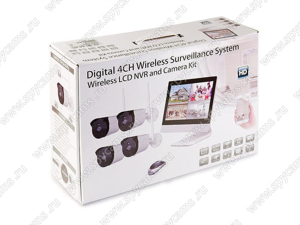 Уличная ip камера для видеонаблюдения через интернет купить