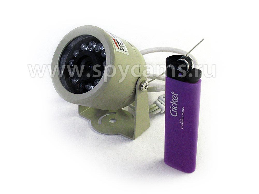 Скрытая беспроводная видеокамера ночная