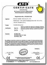 ознакомиться с международными сертификатами