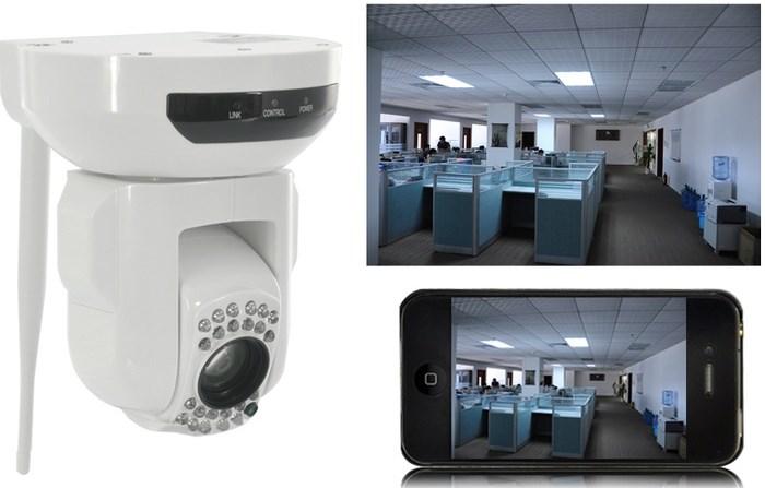 камера видеонаблюдения в офис, камера наблюдения для офиса