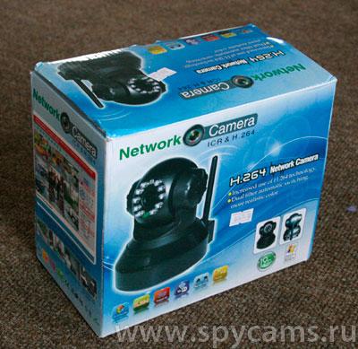 Настройка китайской IP камеры