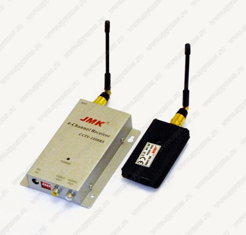 Усилитель сигнала jmk ws 2400