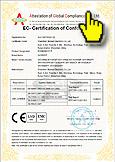 Так же Вы можете ознакомиться с международными сертификатами на видеорегистраторы марки СКАЙБЕСТ